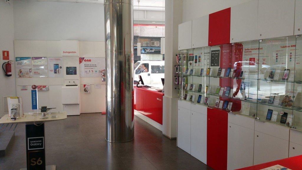 Tienda Vodafone Alicante centro