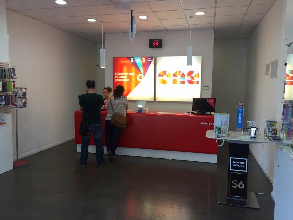 Tienda Vodafone Babel- Alicante