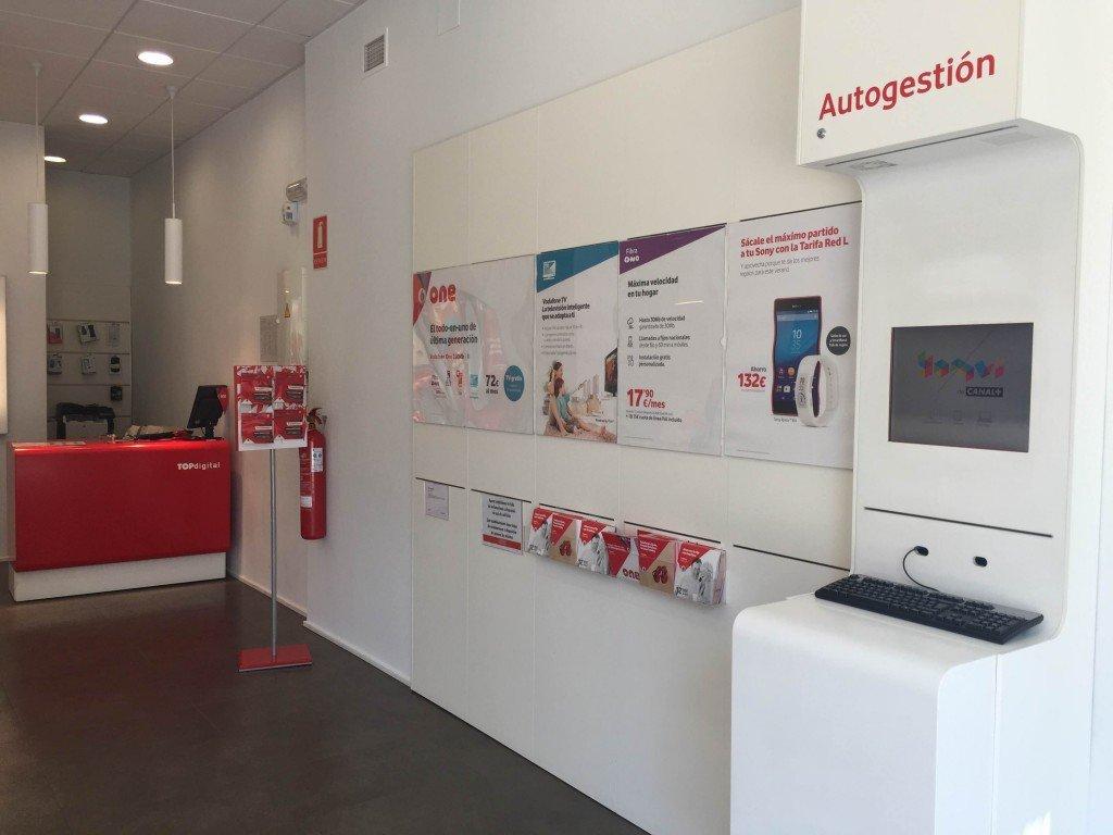 Tienda Vodafone en San Juan Alicante