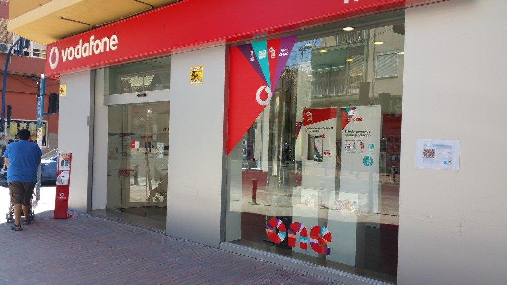 Tienda Vodafone Alicante Devesa – Altozano