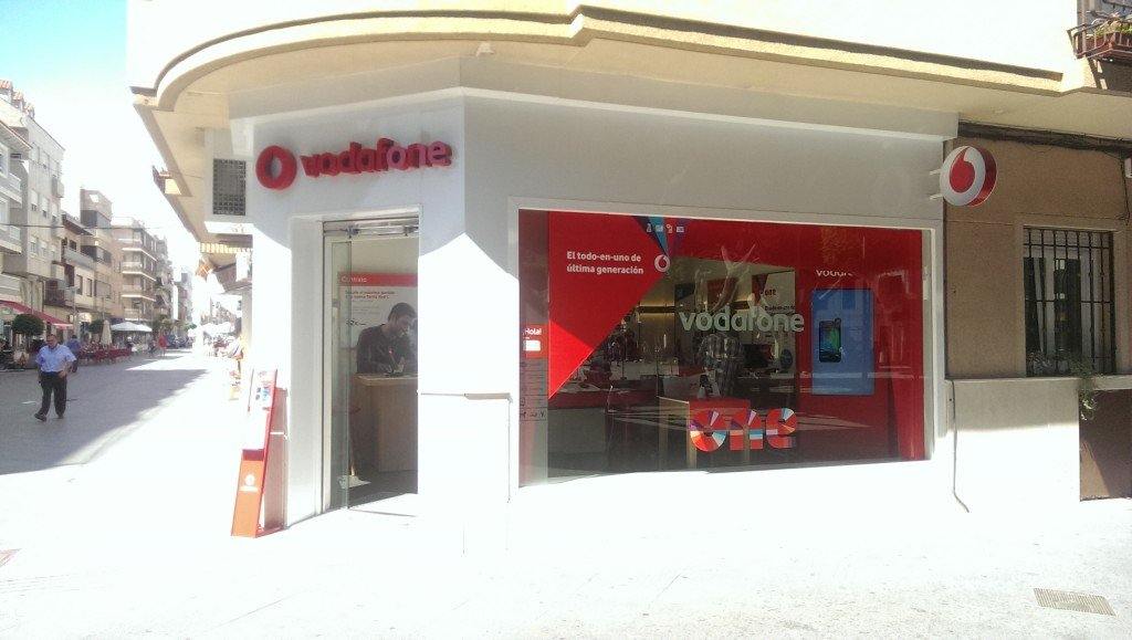 Tienda Vodafone Almoradí