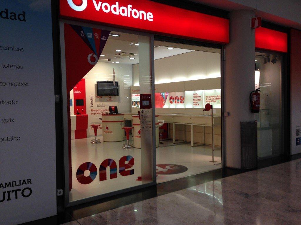 Tienda Vodafone en Alicante CC Gran Via