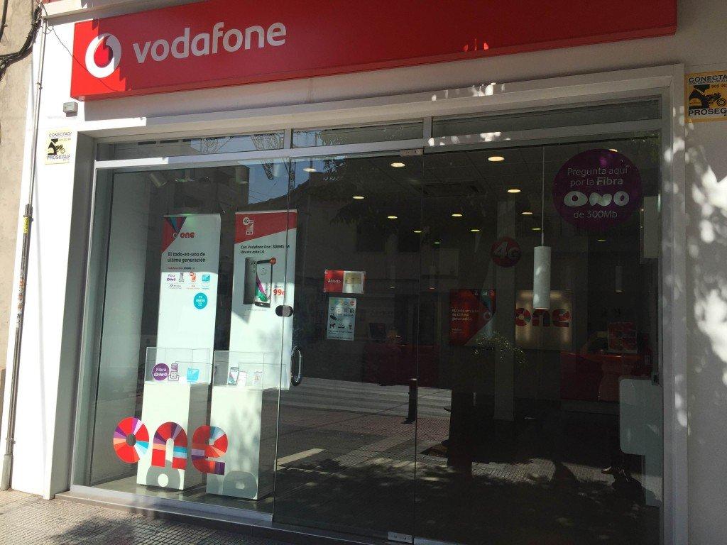 Tienda Vodafone en San Juan de Alicante