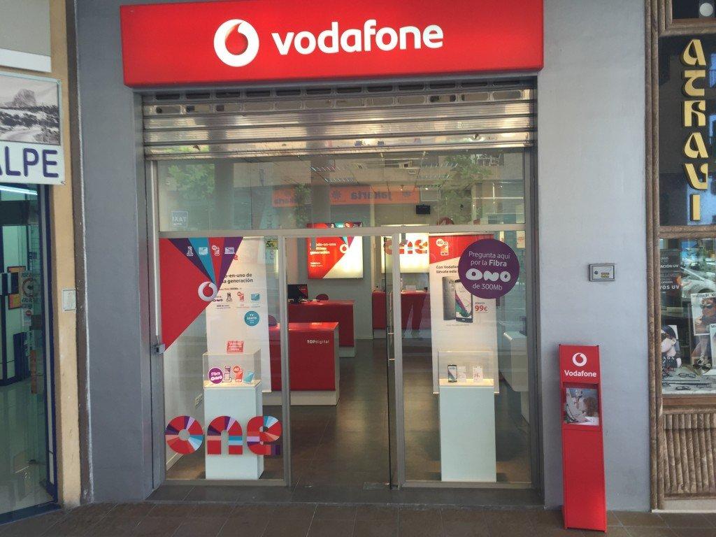 Tienda Vodafone en Calpe