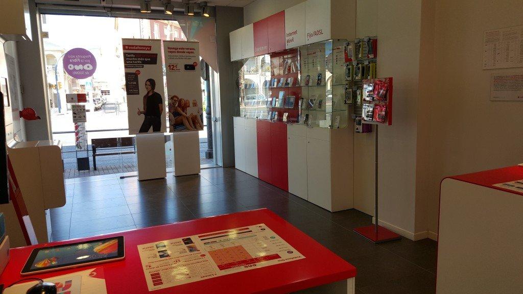 Tienda Vodafone San Pedro del Pinatar
