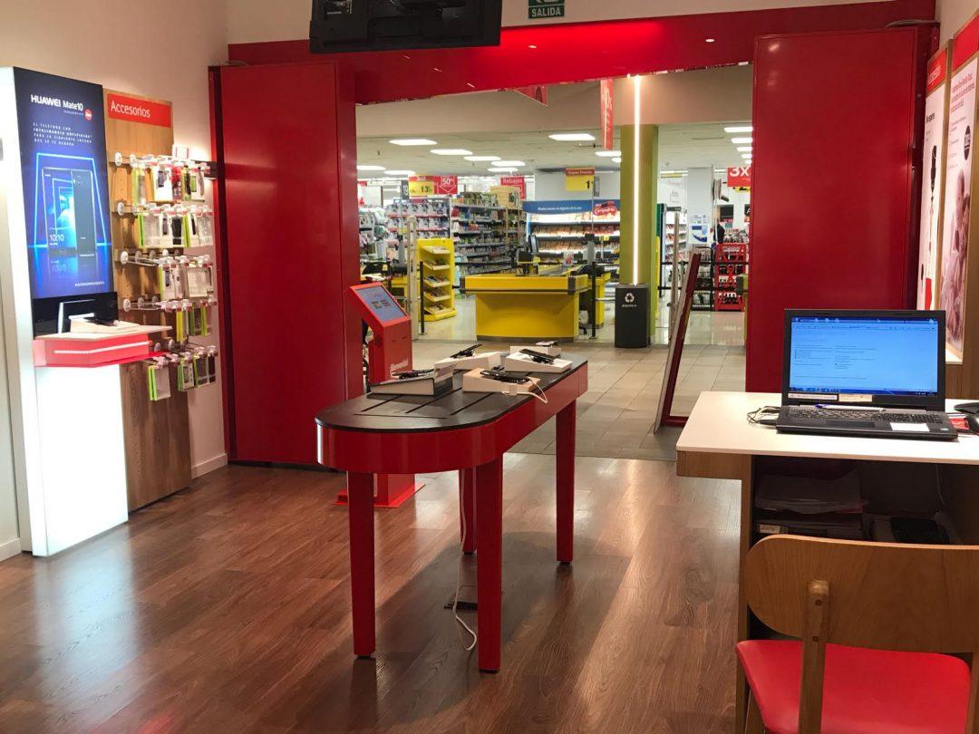 Tienda Vodafone CC.Carrefour Infante Murcia