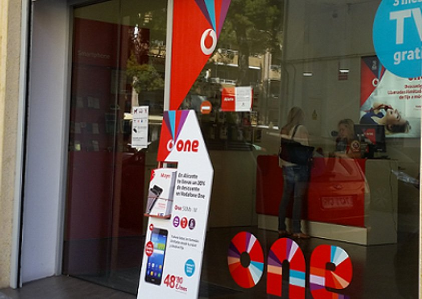 Tienda Vodafone en Ibi