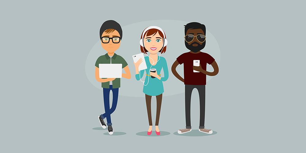 Millennials, Generación Z, Generación Alfa… ¿Te suenan? ¡Eso es que lo estás haciendo bien!