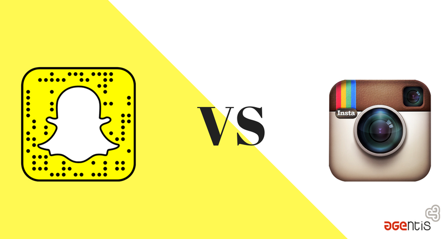Instagram y su Copy-Paste a Snapchat