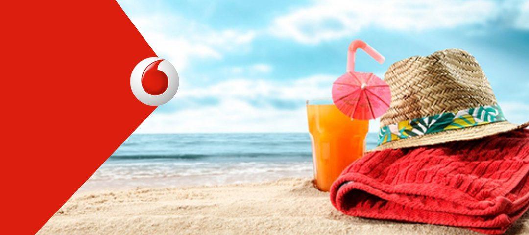 Disfruta el verano con las tarifas Vodafone