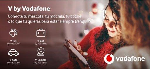 Estar cerca de lo que te importa con V by Vodafone