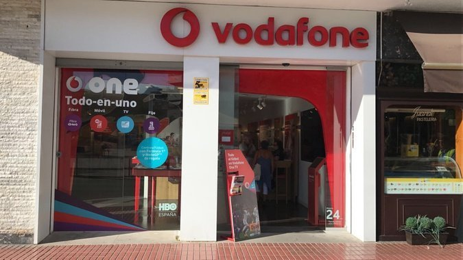 Tienda Vodafone en Santa Pola