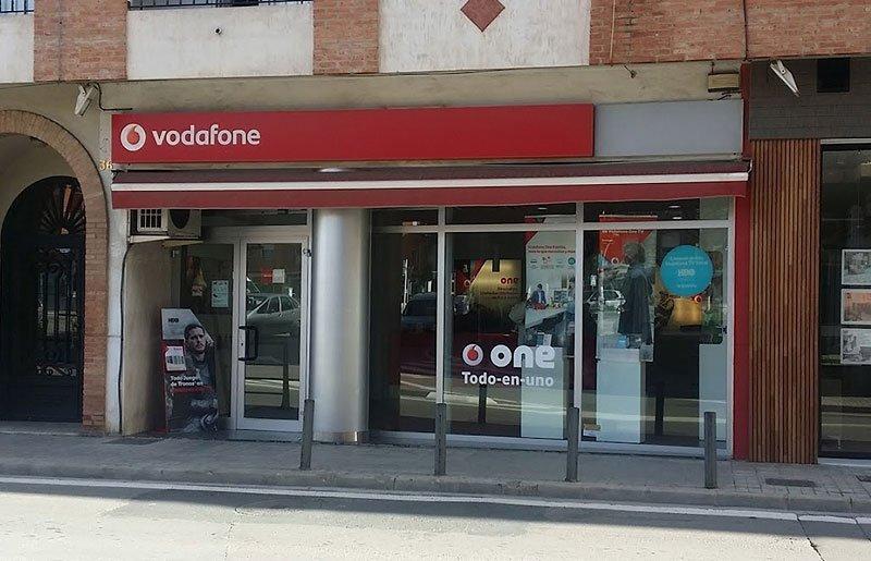 Tienda Vodafone Alfara del Patriarca, Valencia