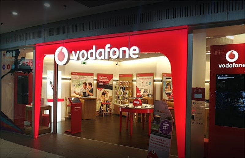 Tienda Vodafone Valencia CC Aqua