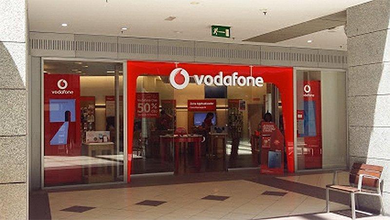 Tienda Vodafone Valencia CC Arena