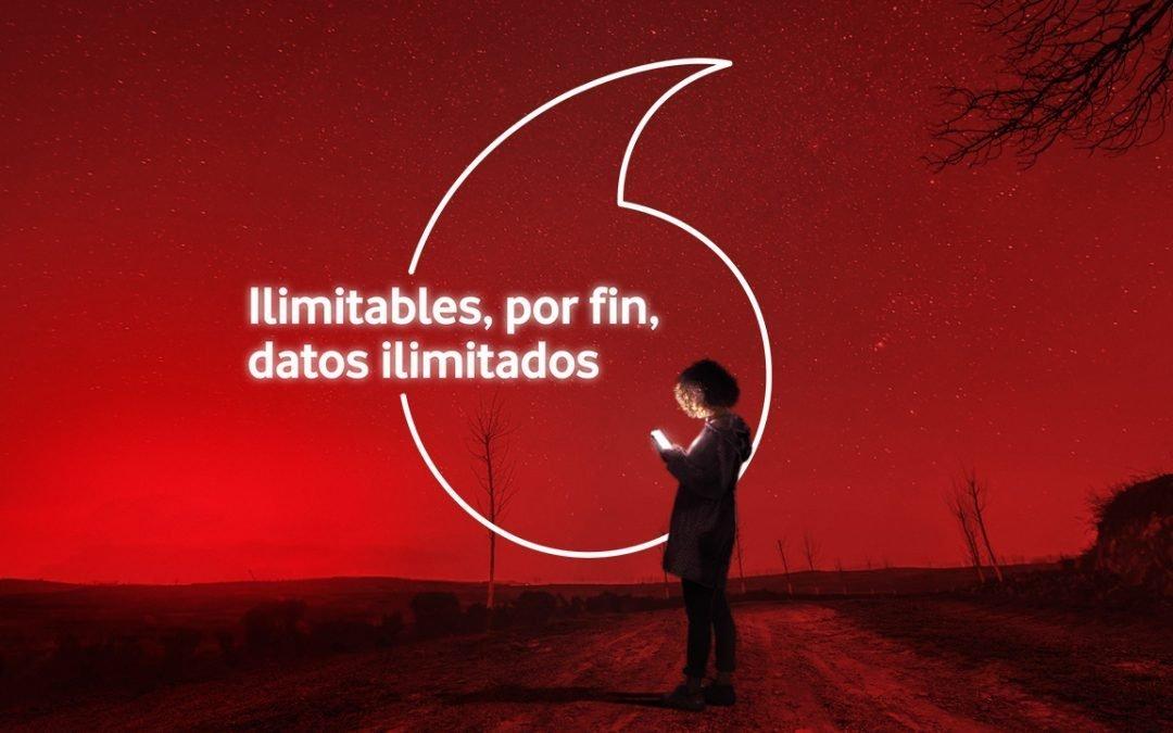 Conociendo la tarifa ILIMITABLES de Vodafone