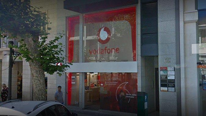 Tienda Vodafone en Denia