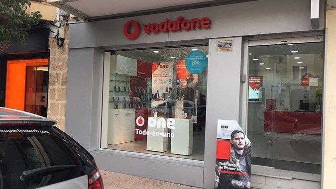 Tienda Vodafone en Jávea