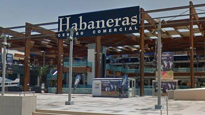 Tienda Vodafone en CC.Habaneras Torrevieja